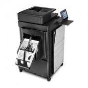 HP LaserJet Enterprise MFP flow M830z az 500 lapos gyüjtővel