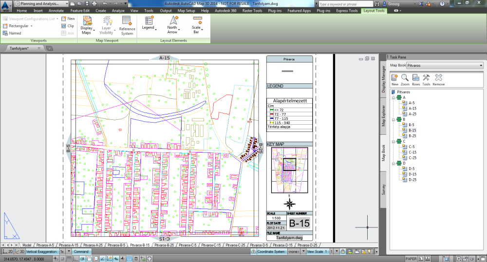 AutoCAD Map 3D_bővebben_terkepkonyv