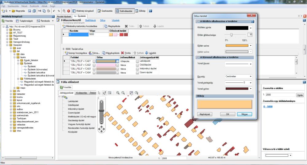 térinformatikai térképek _ AutodeskInfrastructureMapServer_bővebben_studio