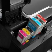 HP Designjet Z2600 tintatartályai