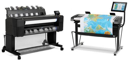 Designjet T1530 és HD Pro Scanner