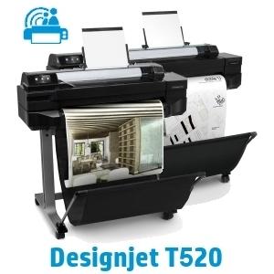 HP Designjet ePrinter - designjet-t520_300x300