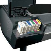 Designjet Z3200 bal oldali tintapatronok