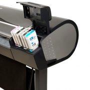 Designjet Z5200ps jobb oldali tintapatronok