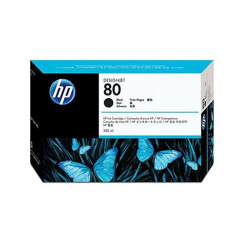 HP80Bk350-C4871A