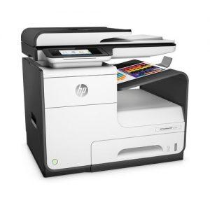 HP PageWide 377dw többfunkciós nyomtató (J9V80B)
