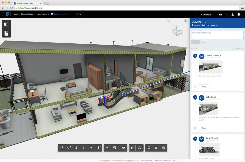 bim 360 _screenshot