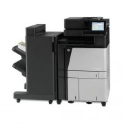 HP Color LaserJet Enterprise flow M880z+ MFP tűző/gyüjtő finiserrel