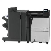 HP LaserJet Enterprise M855x+ LaserJet tűző/gyűjtő és 2/4 lyukasztó finiserrel