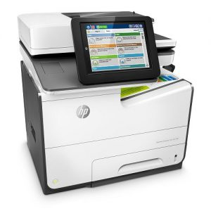 HP PageWide Enterprise Color MFP 586dn/f