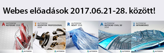 HungaroCAD Webinar, AutoCAD, Revit, Inventor,