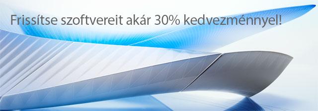 kedvezmény _ AutoCAD, Inventor, Revit, HungaroCAD
