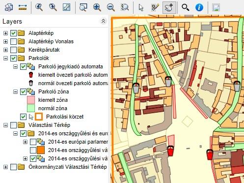 Önkormányzati és városgazdálkodási megoldások