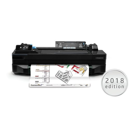 HP Designjet T120 A1 Printer (CQ891C)