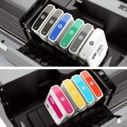 HP DesignJet Z9+ tintapatronjai
