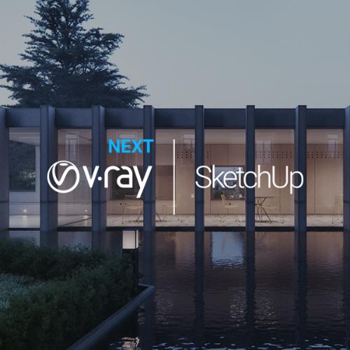 V-Ray for SketchUp
