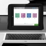 HP PageWide Enterprise Color Flow MFP 785zs – vezérlőpult