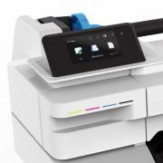 HP Designjet T125/T130 A1 printer – vezérlőpult