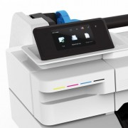 HP Designjet T525/T530 printer – vezérlőpult
