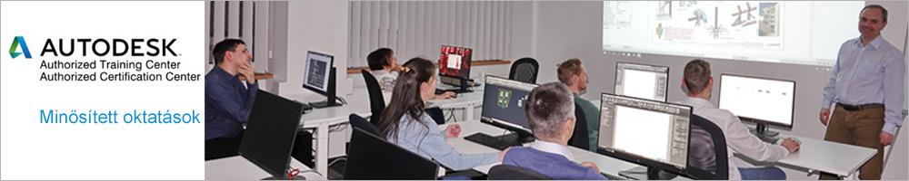 A minősített, oklevelet adó oktatások előnyei, HungaroCAD tanfolyamok