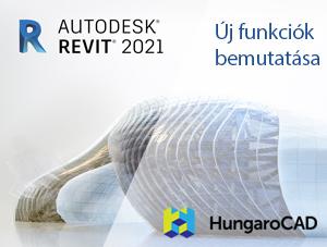 Revit 2021 újdonságok
