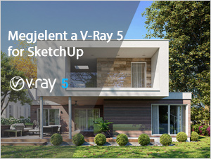 V-Ray 5 for SketchUp