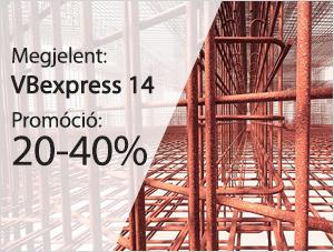 VBexpress 14 akció