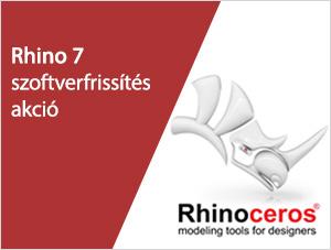 Rhino 7 frissítési akció