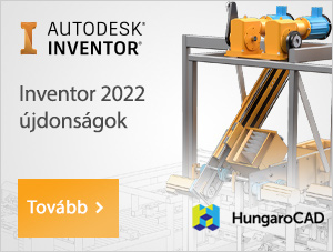 Inventor 2022 újdonságok