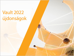 Vault 2022 újdonságok