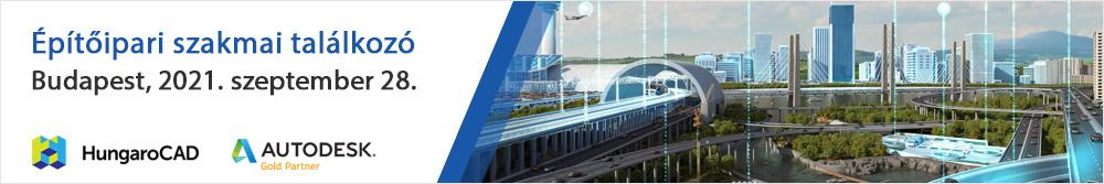HungaroCAD Építőipari szakmai találkozó
